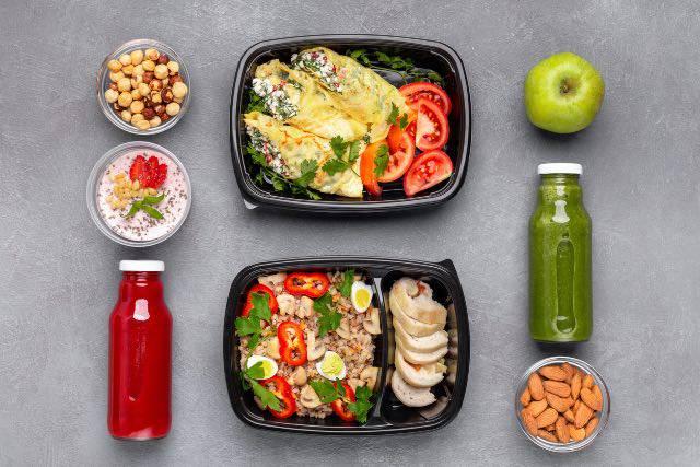 I 21 pasti del menù settimanale