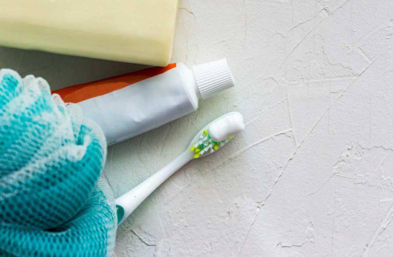dentifrici e saponi