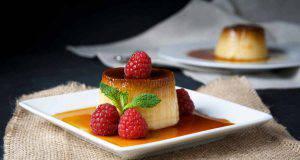 crème caramel