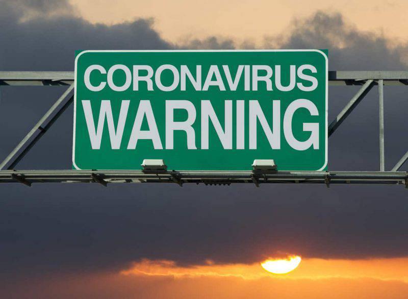 Coronavirus controlli con termoscanner a fiumicino
