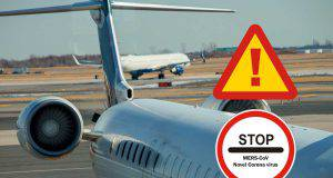coronavirus stop aerei