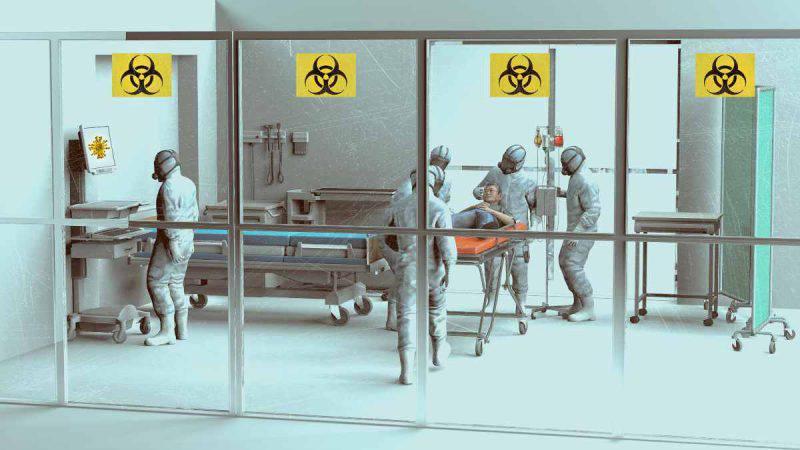 Coronavirus: un morto in Francia, è il primo in Europa