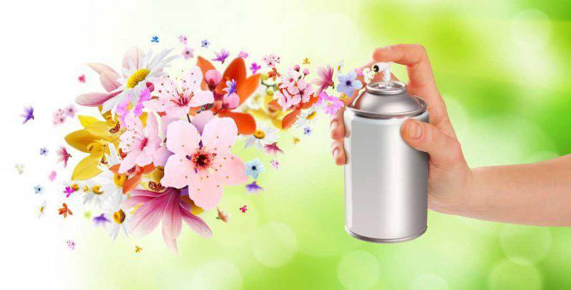 deodorante casa