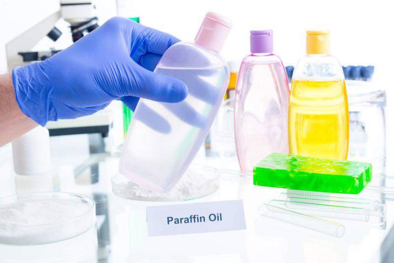 olio con paraffina