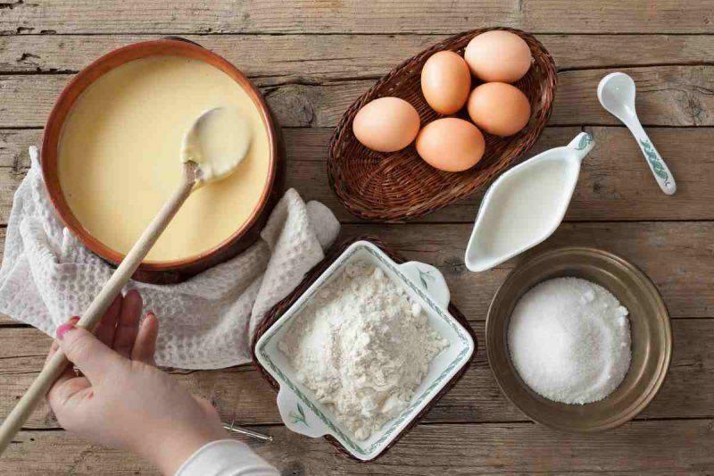 ingredienti crema