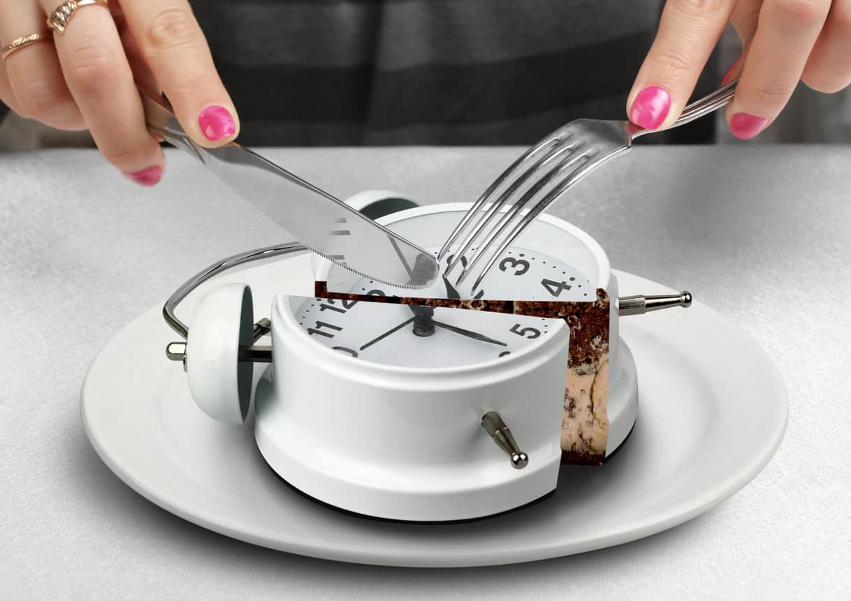Mangiare lentamente fa dimagrire