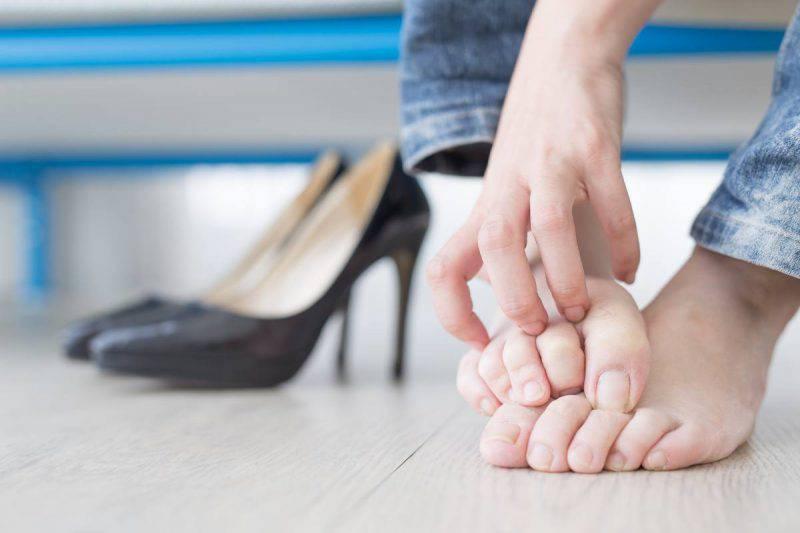 piedi che prudono