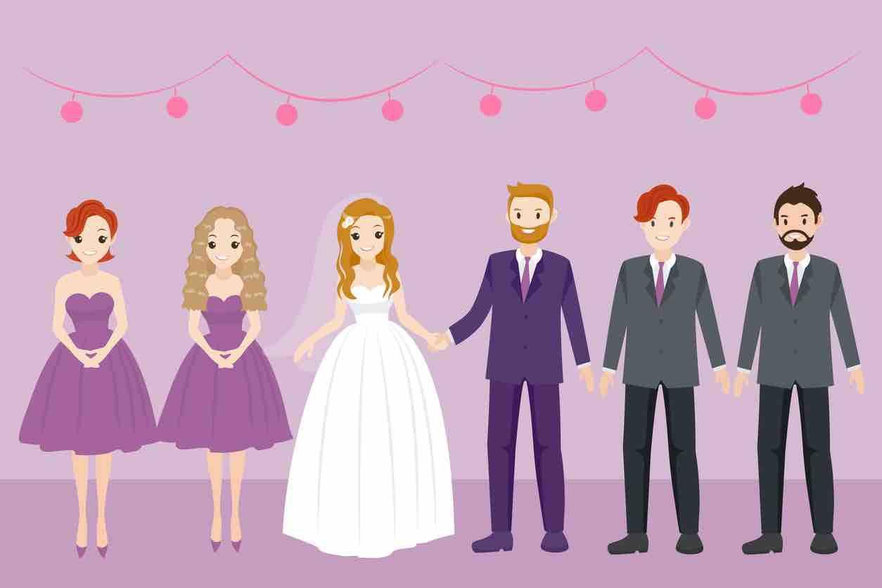 doveri testimone nozze