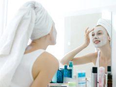 Maschera viso fai da te effetto lifting