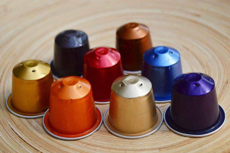 capsule caffè inquinanti