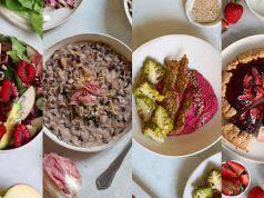 San Valentino | il menu completo vegano
