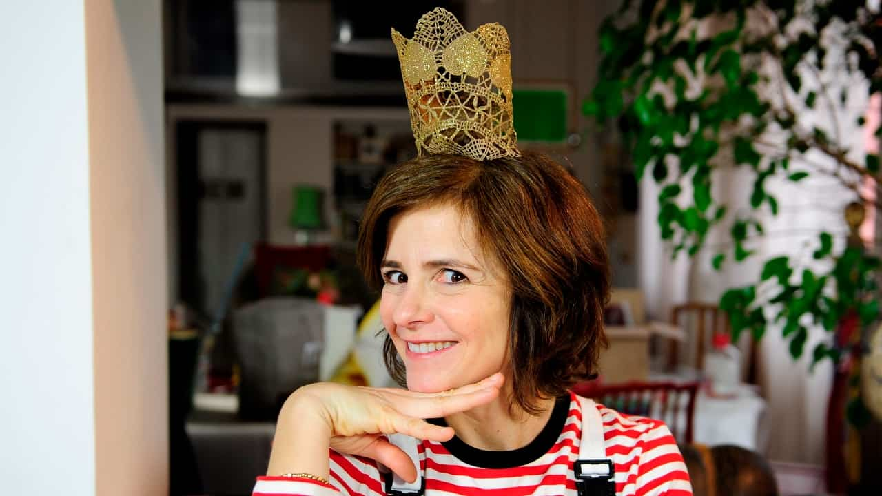 Carnevale fai da te | coroncina da Principessina -VIDEO-