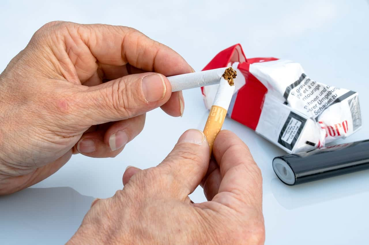 I polmoni degli ex fumatori tornano in salute