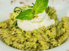 Pasta alle zucchine e burrata | la ricetta