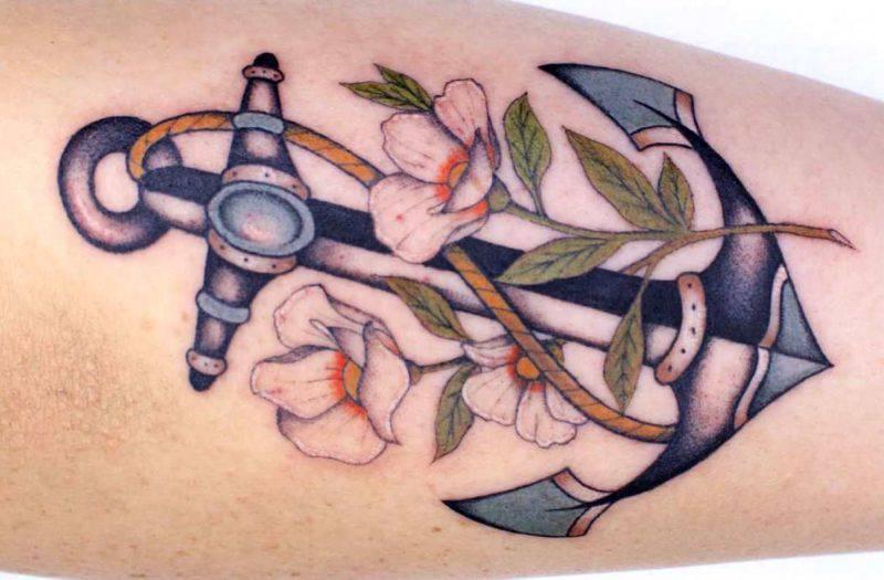 significato tatuaggio ancora