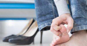Micosi unghie dei piedi