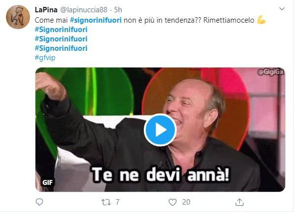 #signorinifuori