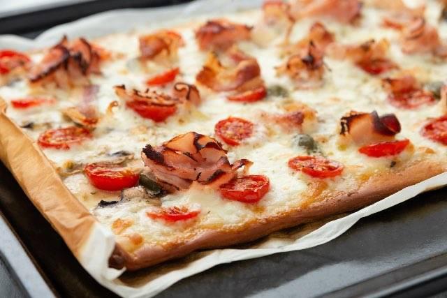 Quarta ricetta pizza