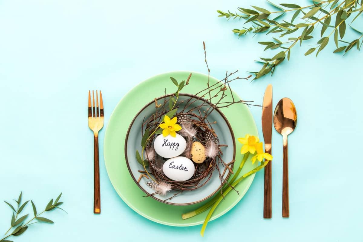 Pranzo di Pasqua 2020   il menu completo senza agnello -VIDEO-