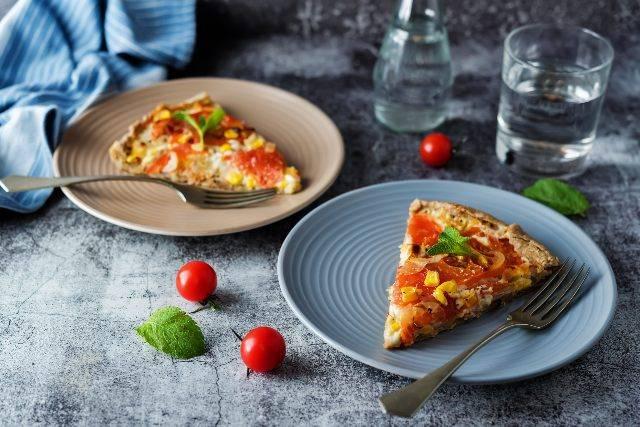 Pizza GLUTEN FREE facile, veloce e buona | Tempo di preparazione 15 minuti