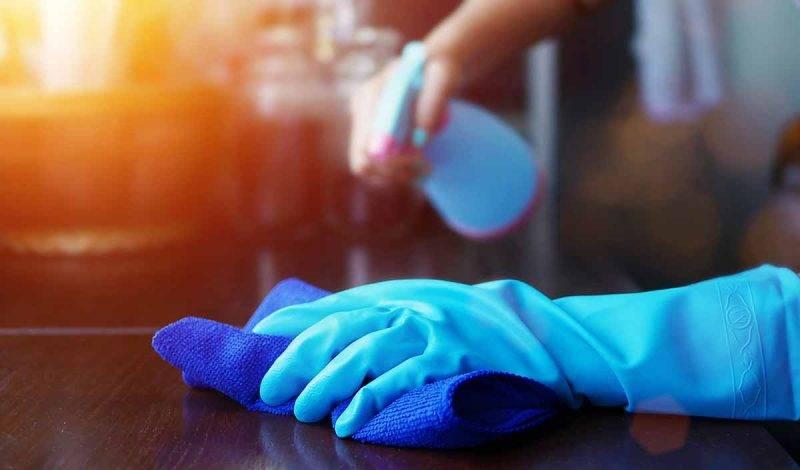 coronavirus pulizie casa