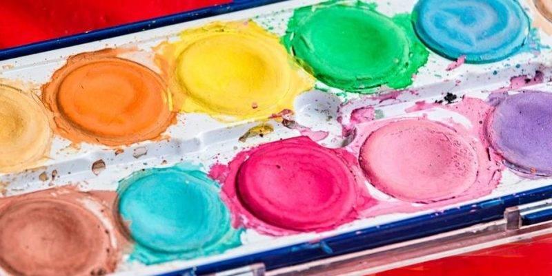 Art Therapy acquerelli