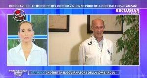 Medico dello Spallanzani risponde alle domande