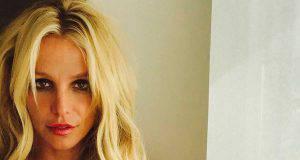 Britney Spears foto interno