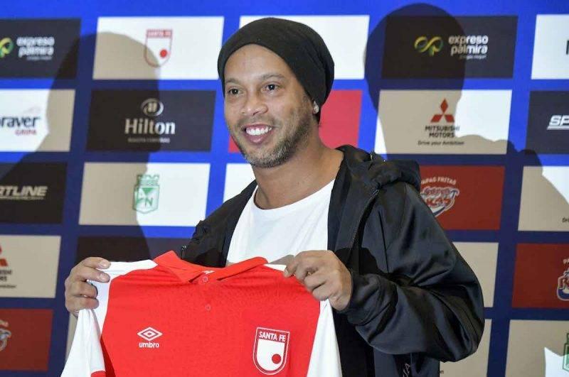 Ronaldinho, un talento in gabbia (Getty Images)
