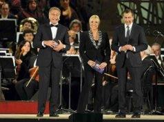 Clerici e Bonolis chiedono a Rai e Mediaset di unire le forze