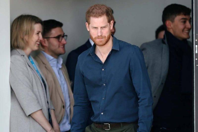 Coronavirus, Harry preoccupato per la sua famiglia