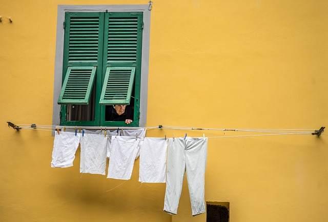 Come disinfettare il bucato