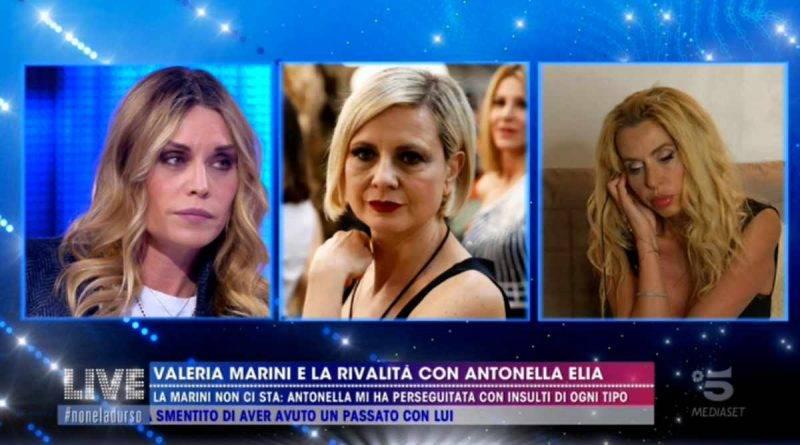 Elenoira Casalegno difende Antonella Elia