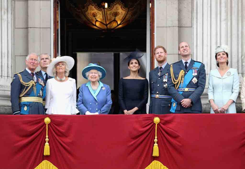 Royal Family Londra