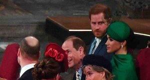 Harry preoccupato per la Famiglia Reale