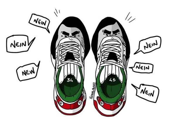 Hitler Shoes Puma