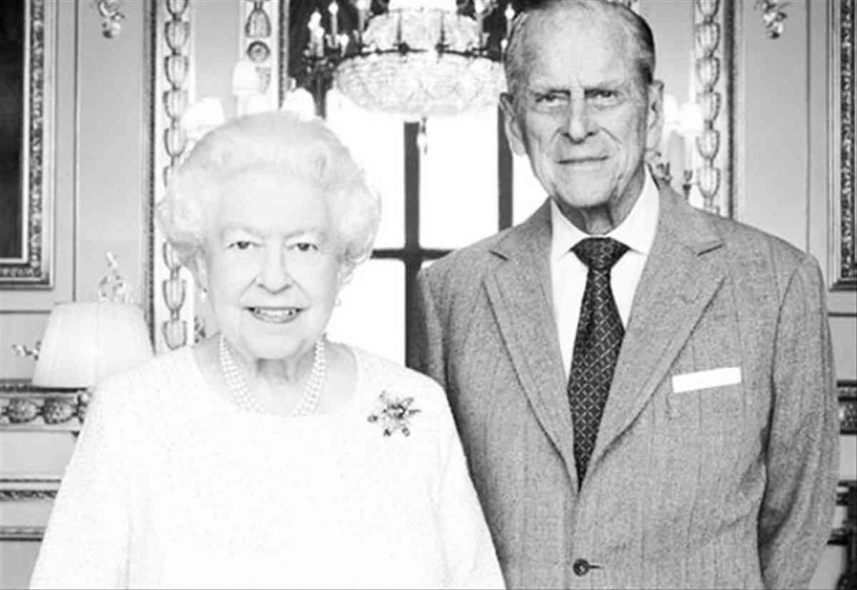 La Regina Elisabetta II e il Principe Filippo