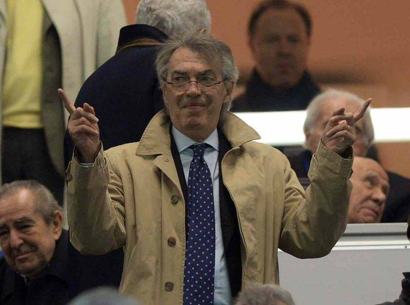 Massimo Moratti interessato a un club di Serie B