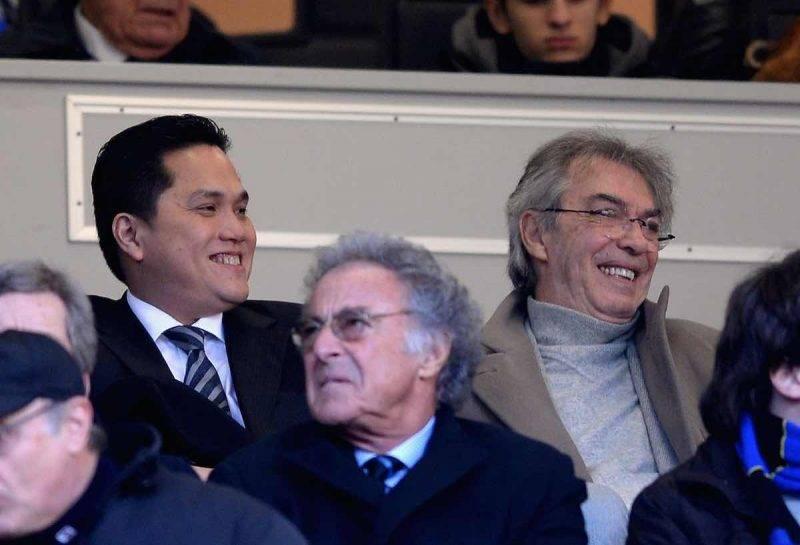Massimo Moratti potrebbe tornare nel mondo del calcio