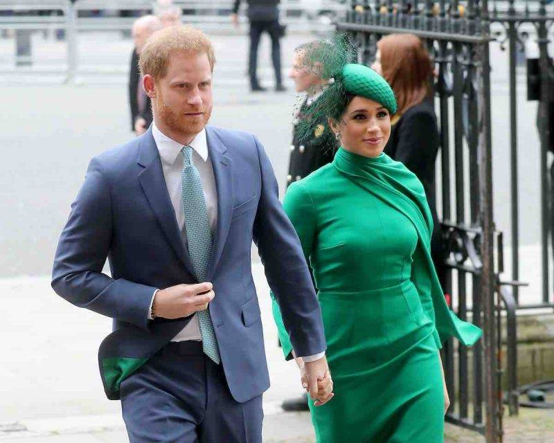 Meghan e Harry, paura di un possibile contagio