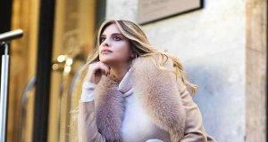 Michela Persico, lady Rugani compie gli anni