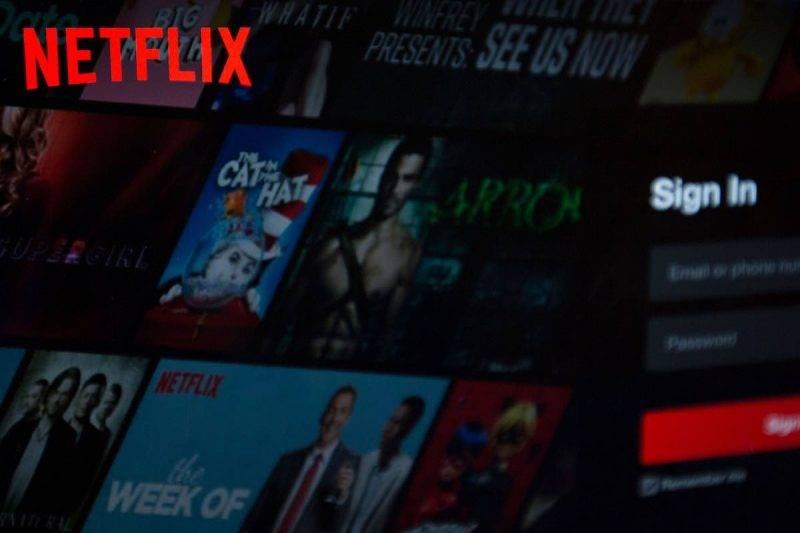 Netflix e i finali, ecco cosa succede a chi esce di casa