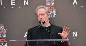 Ridley Scott, nuovi progetti e futuro incerto per via del Coronavirus