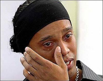 Ronaldinho arrestato in Paraguay
