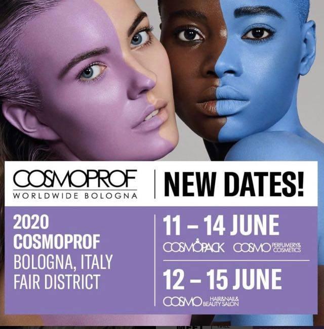 Cosmoprof sposta le date