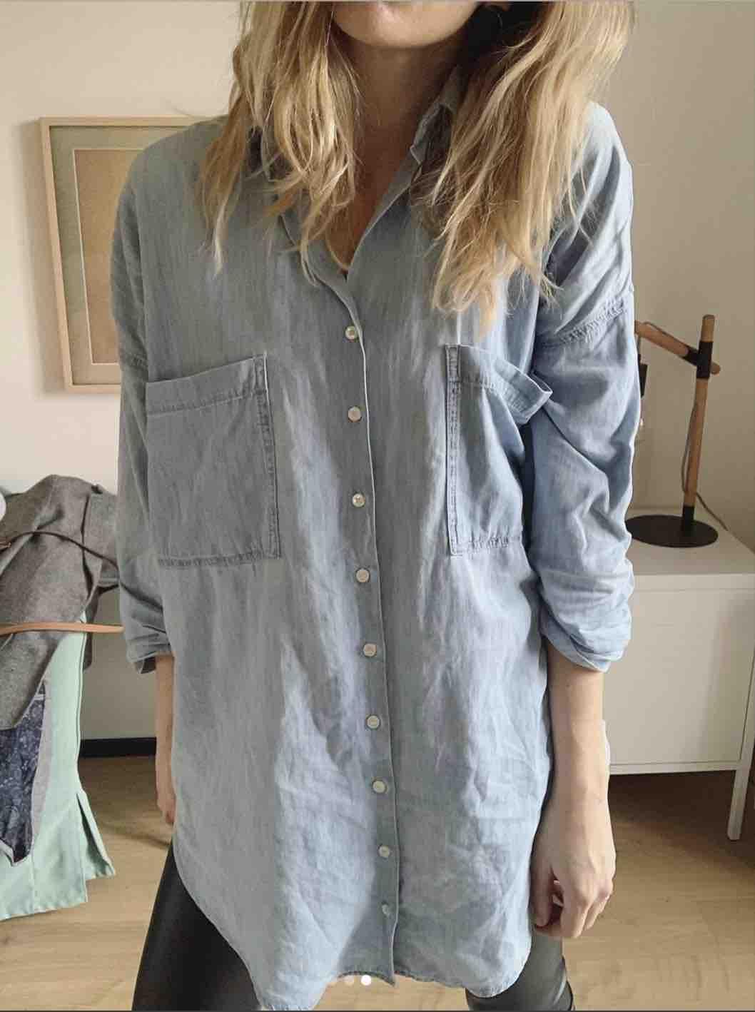 camicia jeans modelli
