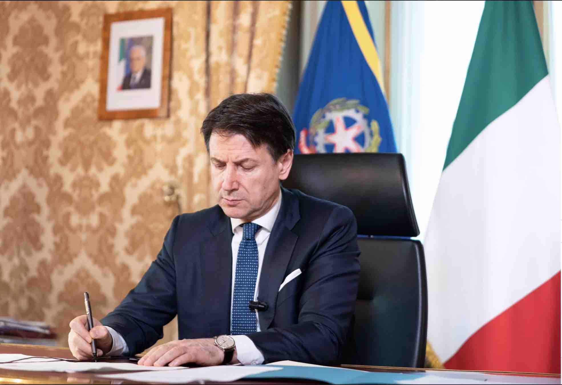 Giuseppe Conte Facebook
