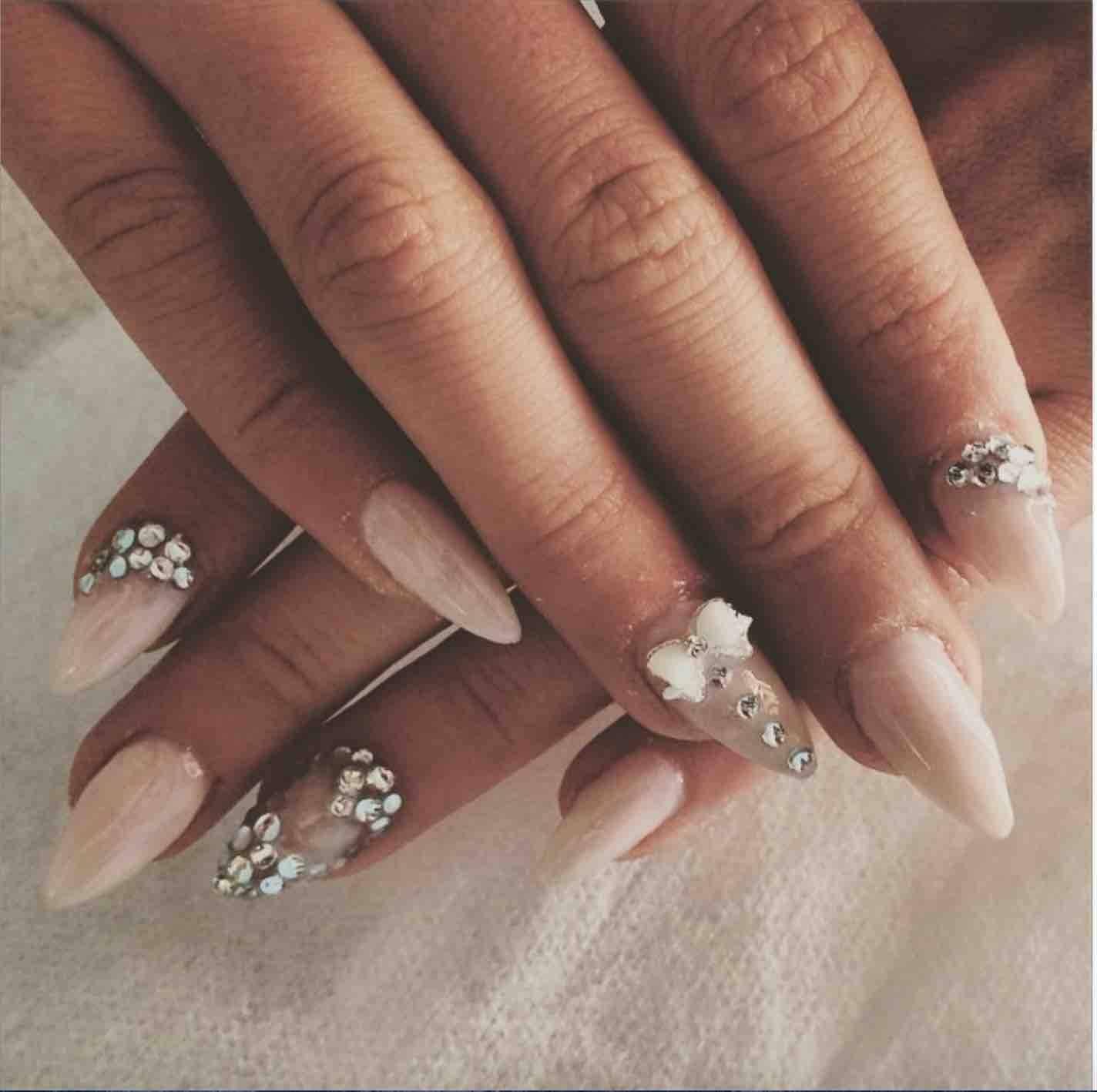 moda nail art