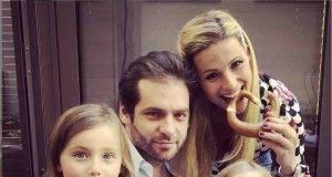 Michelle Hunziker famiglia