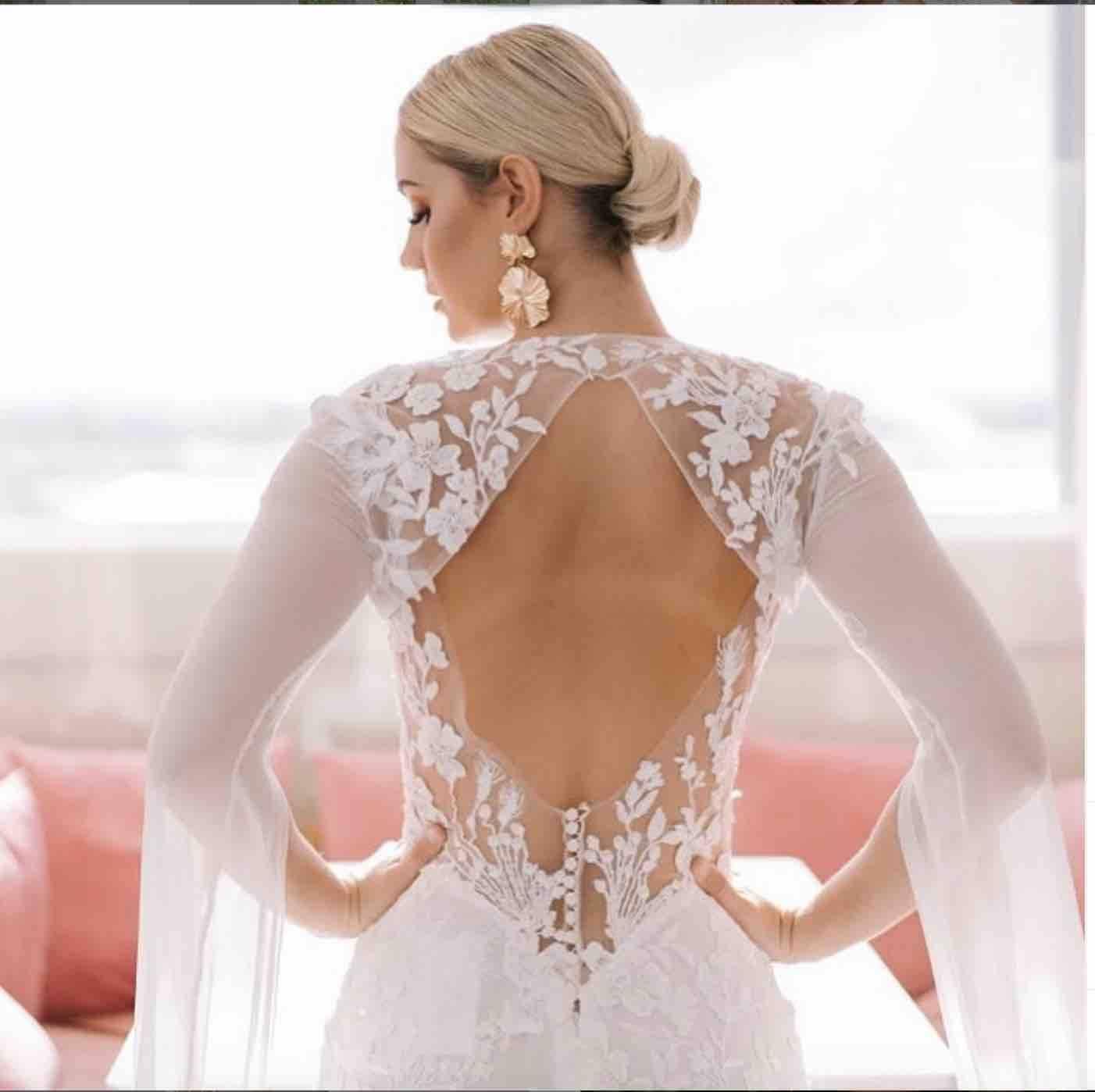 pronovias abito sposa